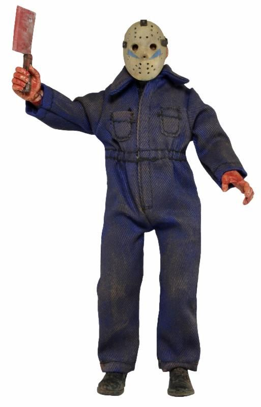 "Friday The 13th Part 5 Jason Voorhees Retro 8"" Action Figure"