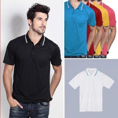 Poloshirt mit farbigen Kragen-Details
