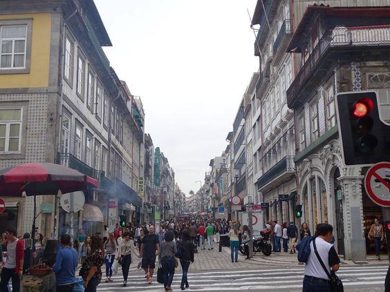 Rua Santa Catarina- Porto/Portugal
