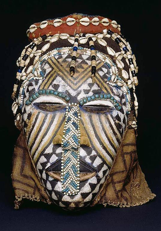 Mask (Ngady Amwaash) by  Unknown Artist