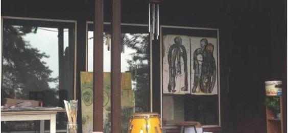 """Ausstellung von Katja Kempe - """"Flugmodus"""""""