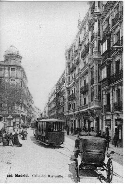 calle del Barquillo