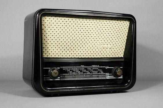 La Radio 1960 Pariser Erinnerungen Technik