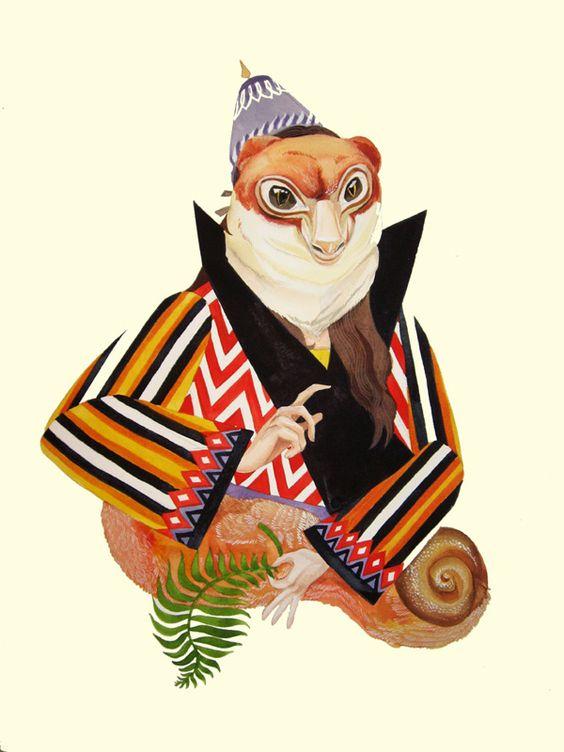 Narrative Folk Art – Stacey Rozich: