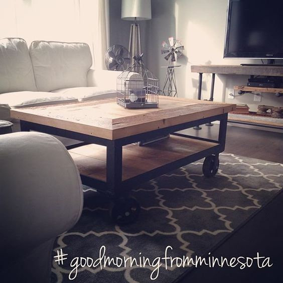 Today's #goodmorningfromminnesota post is a repost for #MoveItUpMonday with @smalltowngirllife.  Even though it's the beginning of the day I always look forward to spending time at the end of the day in our living room. And even though we have only been here 5 weeks I have already made changes to this room with a different rug and throw pillows. And since September is right around the corner the next changes will be bringing some autumn indoors.  #windmill #instadecor #instadesign #homedecor…