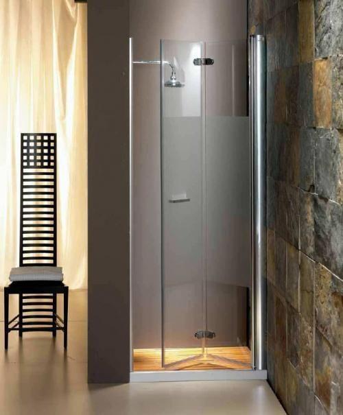 Modelo vit mampara plegable para espacios reducidos - Mampara plegable ducha ...
