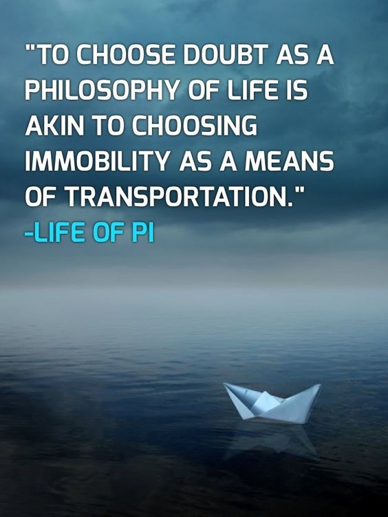 Philosophy of life, Life of pi and Philosophy on Pinterest
