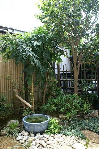 Un tout petit jardin mais de style japonais jardin for Japanese garden small space