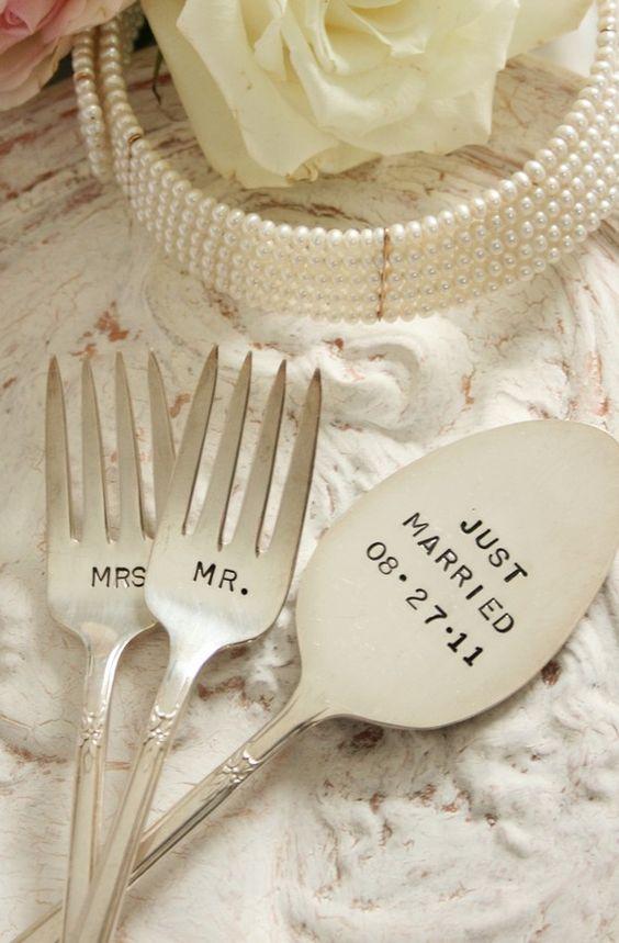 mariage décorations de gâteau mariages juifs fourchettes décor ...