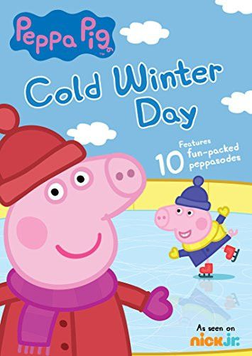 Peppa P: Cold Winter Day