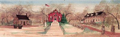 Historic Occoquan, P. Buckley Moss