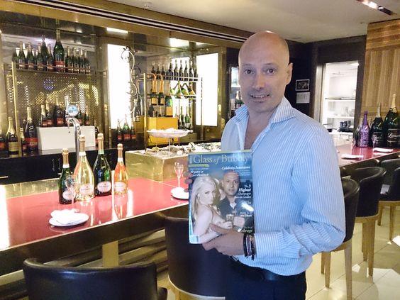 Franciacorta #sparklingwine #GlassOfBubbly magazine Glass Of - bar manager