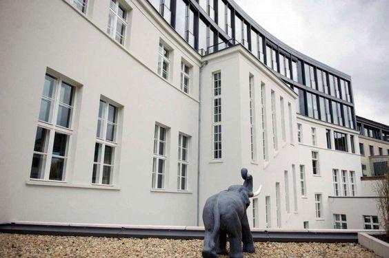 Das Stue Hotel in Berlin   jebiga   #hotel #germanarchitecture #luxury #jebiga
