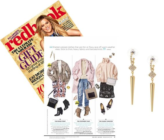 Stella & Dot as seen on Redbook Magazine! http://www.stelladot.com/angiehurlburt
