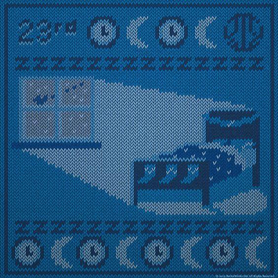 The BertieWorks Advent Calendar; Dec 23: Not A Creature Was Stirring # ...