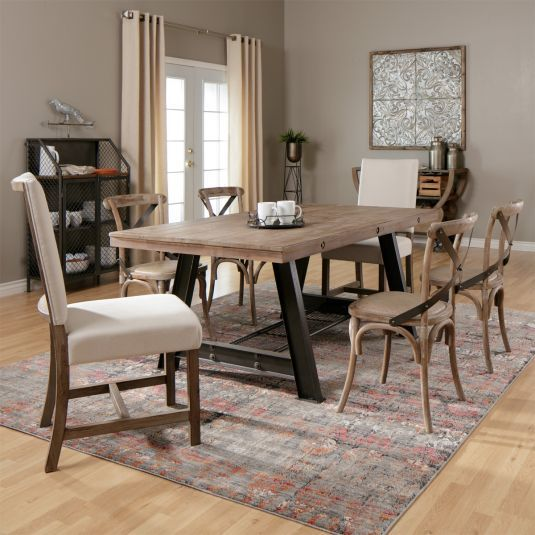 Grand Avenue Dining Collection Jerome S Furniture Casual