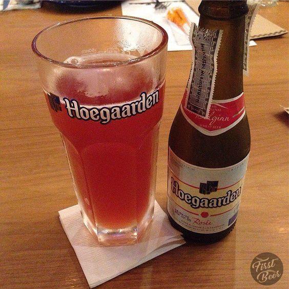 Bia Hoegaarden Rosee 250ml