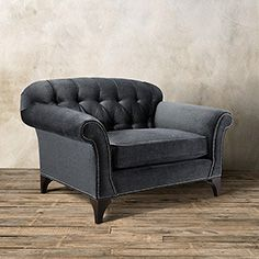 Big Comfy Reading Chair For Corner Of Living Room With