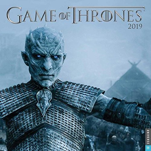 Game of Thrones 2019 Wall Calendar – Gifteee - Cool Gifts \ Unique Ideas