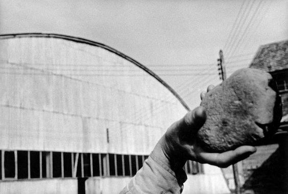 Sergio Larrain SOUTH AMERICA. 1957.