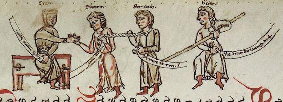 Cod. Pal. germ. 389 Thomasin <Circlaere>   Welscher Gast (A) — Bayern (Regensburg?), um 1256 Folio 44v