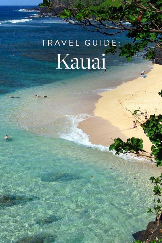 The Essential Travel Guide to Kauai via @PureWow