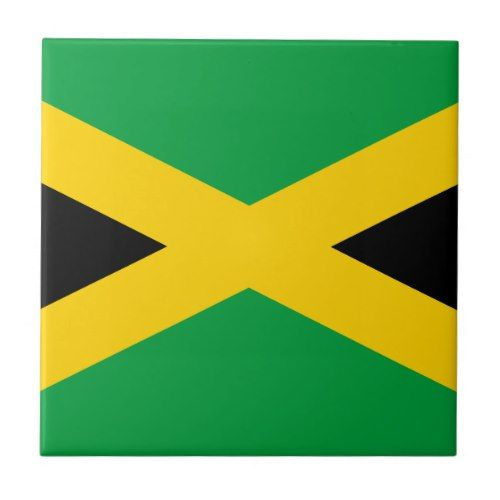 The Jamaican Flag Was Raised For The First Time On The Sixth Of August 1962 When The Country Got Its Independ Jamaican Flag Jamaica Independence Jamaican Girls