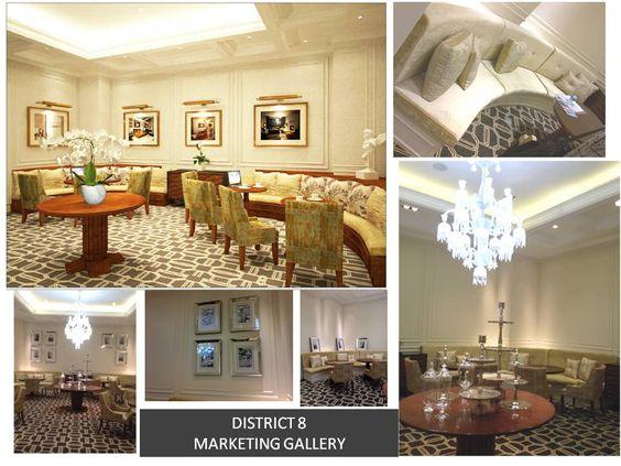 District 8 Marketing Gallery Senopati Jakarta Myprojects Projects 2013 Grand Launching Of Langham Hotel