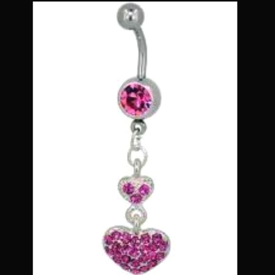 Getting this when i get my bellybutton pierced.. so cute!
