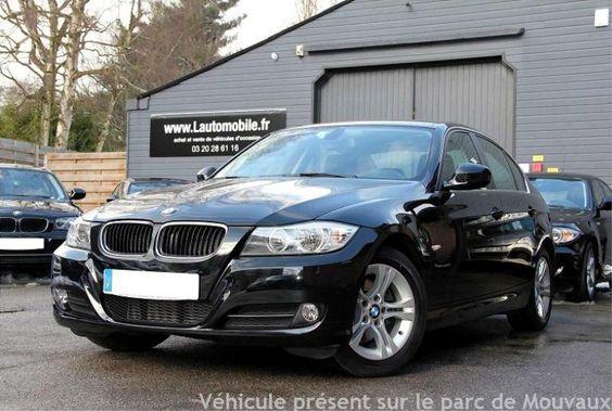 BMW SERIE 3 DIESEL 2009 NOIR 47373 km