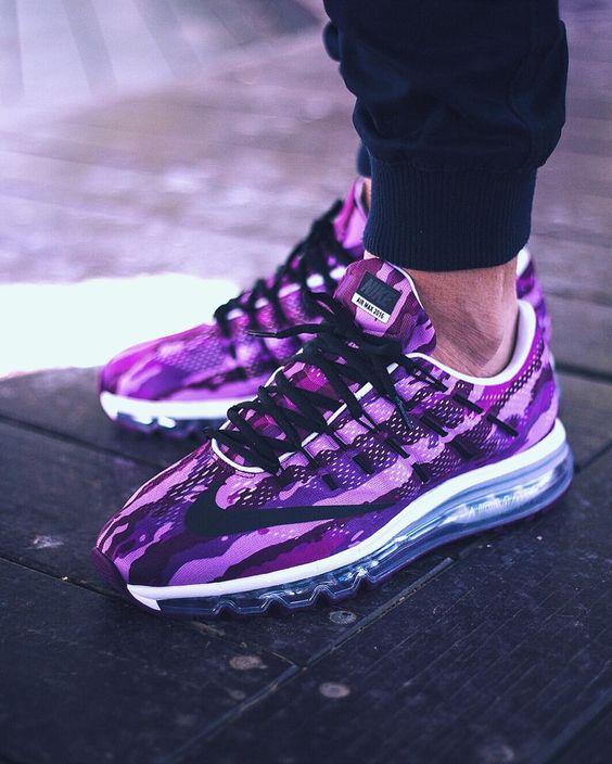 2016 Nike Air Max Purple