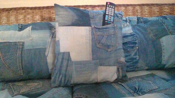 Récup jeans pratique