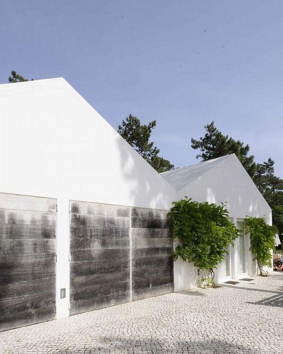 minimalist residence