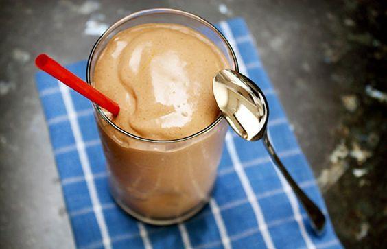 Recept: Chocolade & Banaan Milkshake
