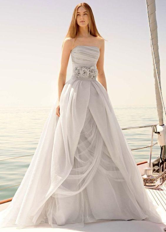Elegant  best Boutique Bridal Vera Wang Wedding Dresses images on Pinterest Wedding dressses Vera wang wedding dresses and Marriage