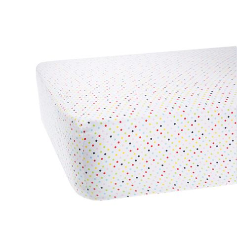 Polka Dot Bedding duvet, sheets and shams. Made in the USA. – Biscuit Home