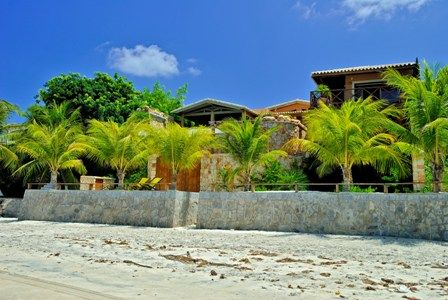 Beautiful beachfront property in the north east coast of Brazil!!! What a paradise experience.