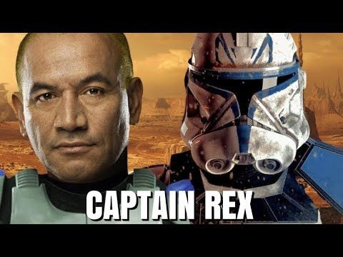 Tem Morrison Reportedly Cast As Captain Rex In The Mandalorian Season 2 Youtube In 2020 Star Wars Merch Captain Mandalorian