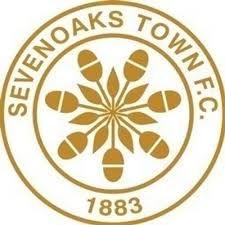 SEVENOAKS TOWN FC  - other logo