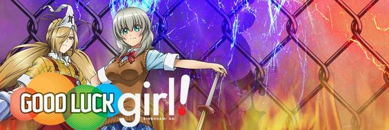Watch Good Luck Girl Anime Episodes Streaming on FUNimation
