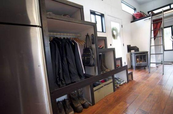 A closet even a professional organizer can get behind.