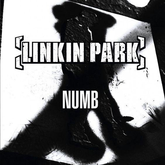 Linkin Park – Numb (single cover art)