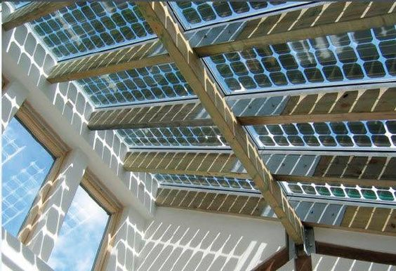 Transparent Solar Panels for windows ~ Way Cool Idea! #solar #aurinkopaneeli #aurinkoenergia Solar info in Finland: www.cioy.fi