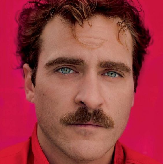 Joaquin Phoenix, amazing as always in Her. Its a MUST see!