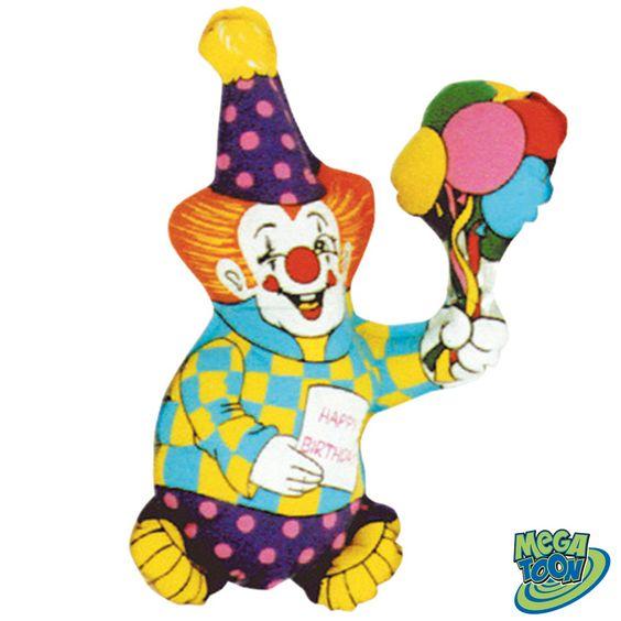 Palhaço Buquê Balões