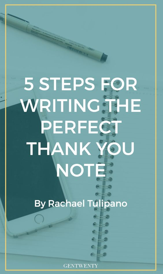 5 Steps for the Perfect Thank You Note After an Interview Viajes - thank you note after interview sample