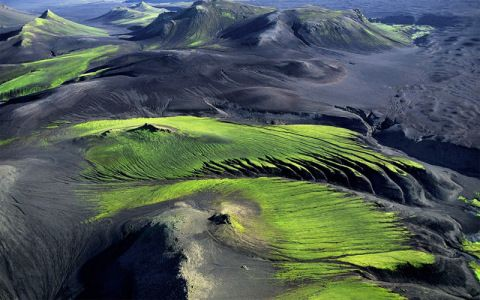 Earth From Above Photography | Yann Arthus-Bertrand