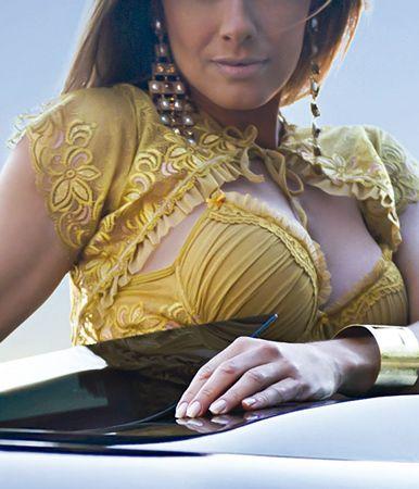 Bolero Rendado Ellan Je T´aime (13954) :: lingerie.com.br