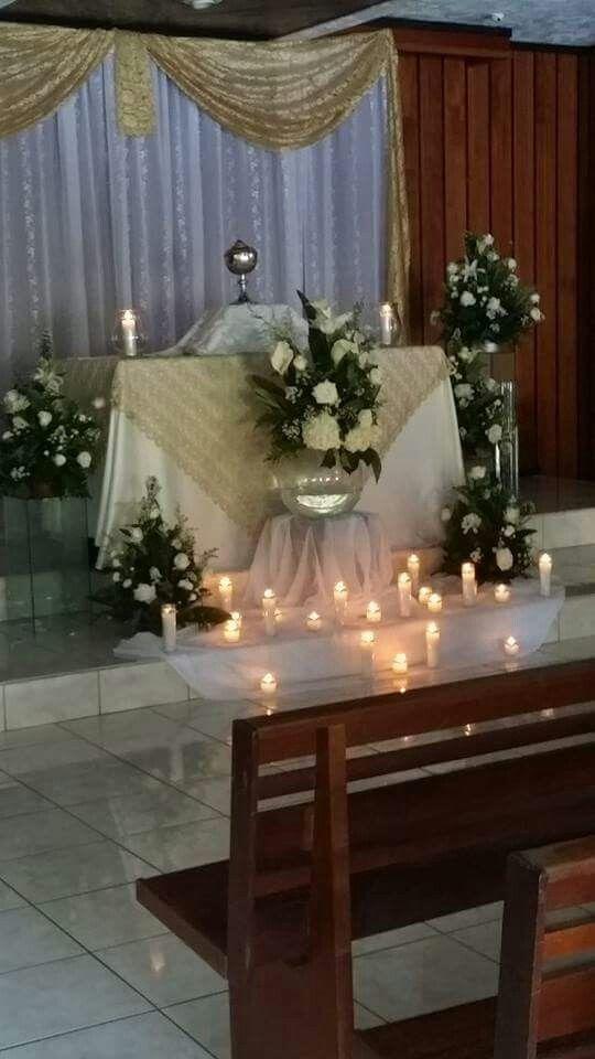 Pin De Prema Prema Em Alter Decoration Decoracoes De Altar