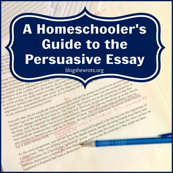 Opinion essay about homeschooling